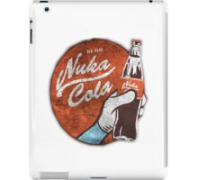 Nuke Cola Fallout Shirt iPad Case/Skin