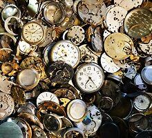 Clockwork by Debbra Obertanec