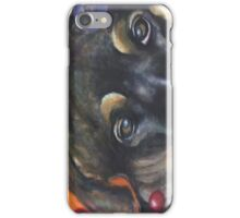 Beagle Davis Eyes Phone|Tablet Cases & Skins iPhone Case/Skin
