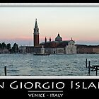 Sa Giorgio island by Angelo Vianello