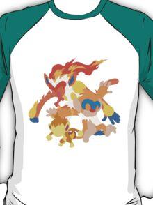 Chimchar Evolution T-Shirt