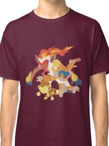 Chimchar Evolution Classic T-Shirt