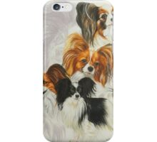 Papillon /Ghost iPhone Case/Skin