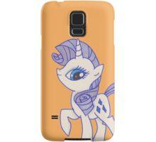 Notecard Ponies #5: Rarity Samsung Galaxy Case/Skin