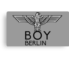 BOY BERLIN Canvas Print