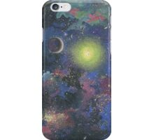 Galaxy. Order in chaos. iPhone Case/Skin