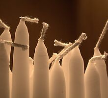 Candles by Malcolm Rutherford