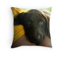 FEARFUL Throw Pillow