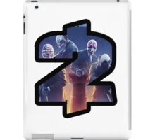 Payday 2 Logo Design #1 iPad Case/Skin