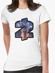 Payday 2 Logo Design #1 Womens Fitted T-Shirt