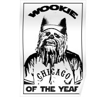 Wookie of the Year Poster