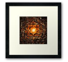 'The Perfect Mirror of Selective Memory' Framed Print