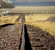 Road to the Very Large Array by julesdavis