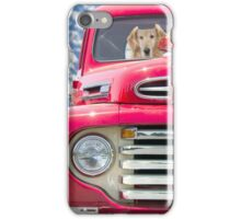 Retro Retrievers iPhone Case/Skin
