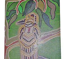 The kookaburra by Lee Hinton