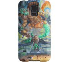 Elder Scrolls Oblivion: Argonian in the Cave Samsung Galaxy Case/Skin