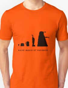 The Evolution of the Kaled T-Shirt