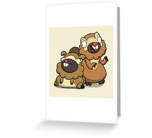 Number 399 & 400! Greeting Card