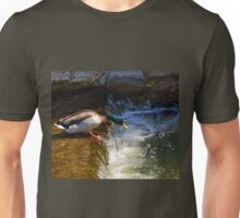 Down By the Riverside........ Unisex T-Shirt