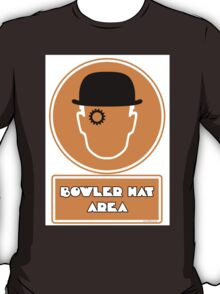 Bowler Hat Area T-Shirt