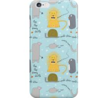 Animals iPhone Case/Skin
