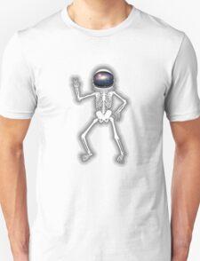 Skeleton Astronaut T-Shirt