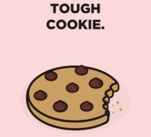 Tough Cookie - Single Cookie Kids Tee