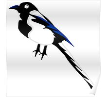 Maggie Magpie Poster