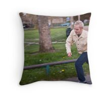 Out to Unwind Throw Pillow