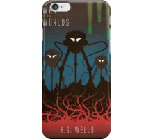 The War Of The Worlds iPhone Case/Skin