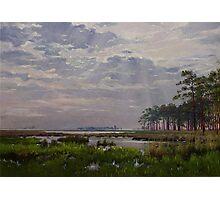 Marsh Of Blackwater Eastern Shore Photographic Print