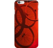 Bicycle Blitzkrieg iPhone Case/Skin