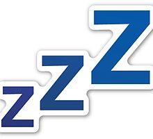 Sleep Emoji by dxstract