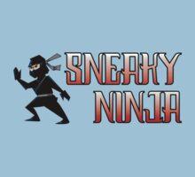 Sneaky Ninja Kids Tee