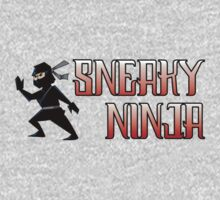 Sneaky Ninja Kids Clothes