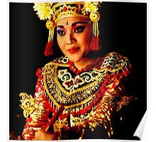Balinese Dancer-3 Poster