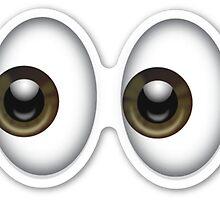 Eye Emoji by dxstract