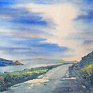 Lakeside View by Glenn  Marshall