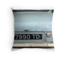 The Weasleys' Ford Anglia Throw Pillow