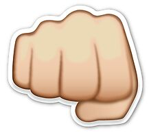 Punch Emoji by dxstract