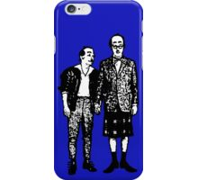 Donald , Davey iPhone Case/Skin