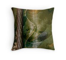 Mattress Series x3 Throw Pillow