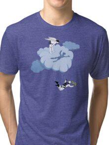 Coming Through! Tri-blend T-Shirt