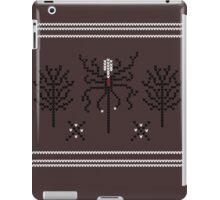 Knitted Slenderman iPad Case/Skin