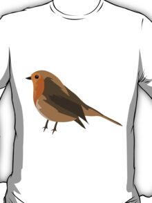 Robin Red Breast T-Shirt