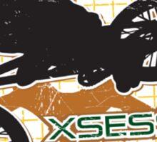 BMX I Sticker