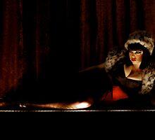 Sveta's heart burst into flames... by Leila  Koren