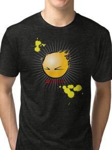 Flaming Sun Tri-blend T-Shirt