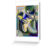 ALIVE !!!! Greeting Card