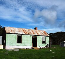 Old Australian Home by Stephen Mitchell